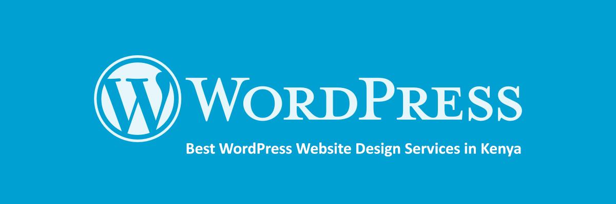 WordPress Website Design and Development Services in Kenya | CodeTribe Kenya